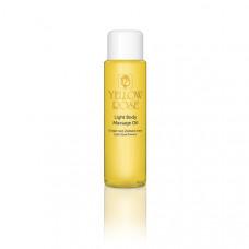 Массажное масло с золотом и имбирем Yellow Rose Body massage oil with Ginger Golden Line, 500 мл