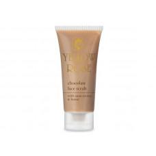 Шоколадный скраб для лица Yellow Rose Chocolate Face Scrub, 50 мл
