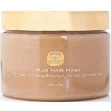 Маска для волос Kedma Mud Hair Mask, 400 г