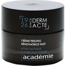 Ночной обновляющий крем-эксфолиант Academie Derm Acte Restorative Exfoliating Night Cream, 50 мл