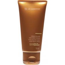 Солнцезащитный регенерирующий крем для лица Academie Bronzecran Face Age Recovery Sunscreen Cream SPF 20, 50 мл