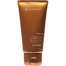 Солнцезащитный регенерирующий крем для лица Academie Bronzecran Face Age Recovery Sunscreen Cream SPF 40, 50 мл