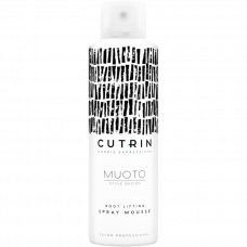 Спрей-мусс для прикорневого объема CUTRIN MUOTO Root Lifting Spray Mousse, 200 мл