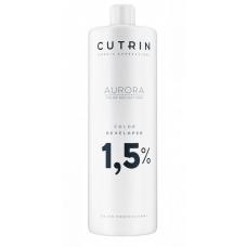 Окислитель CUTRIN Aurora Color Developer 1,5%, 120 мл