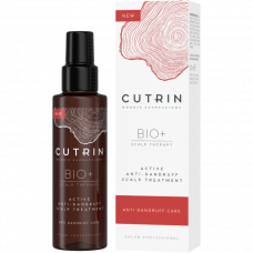 Активный лосьон против перхоти CUTRIN BIO+ Active Anti-Dandruff Scalp Treatment, 100 мл