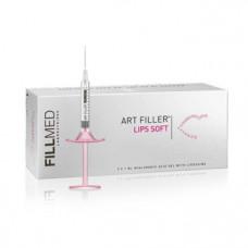 Арт-филлер для коррекции губ Filorga Art Filler Lips Soft, 1 мл