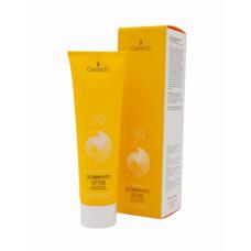 Легкий солнцезащитный лосьон для лица и тела Gerards Sorrento Sunscreen Lotion SPF 50 UVA/UVB, 150 мл