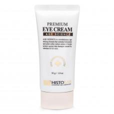 Крем для кожи вокруг глаз с пептидным комплексом Histolab Age Science Premium Eye Cream, 50 г