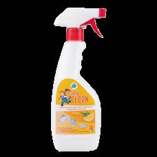 Средство для ванной комнаты универсальное с ароматом Лимон Happy Clean, 500 мл