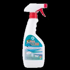 Средство для удаления известкового налета и ржавчины с ароматом Морской Бриз Happy Clean, 500 мл