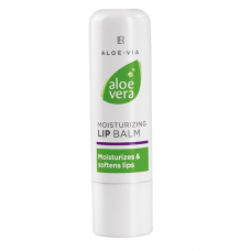 Увлажняющий бальзам для губ LR Health and Beauty ALOE VIA Aloe Vera, 4,8 г, 20676