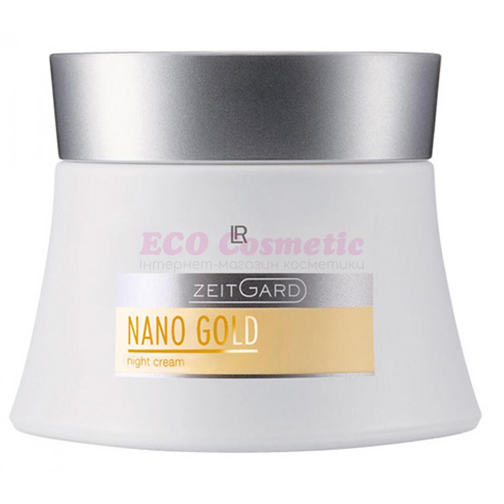 Ночной крем LR Health and Beauty Zeitgard Nanogold, 50 мл, 28183