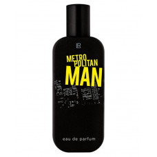 Парфюмированная вода LR Health and Beauty Metropolitan Man, 50 мл, 30190