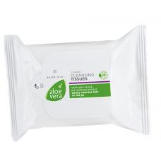 Мягкие очищающие салфетки LR Health and Beauty ALOE VIA Aloe Vera, 25 шт, 20672