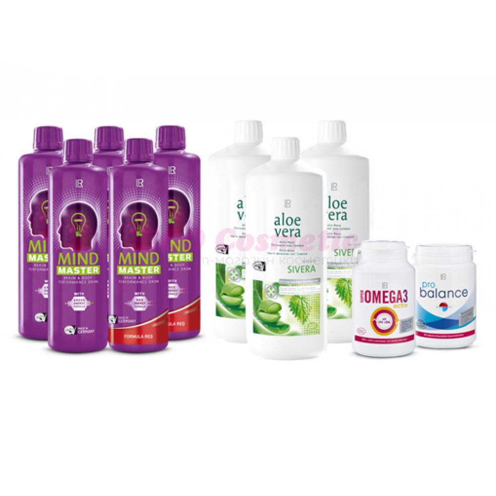 Набор Антивозрастной Велнес Крапива LR Health and Beauty LR Lifetakt Anti-Age Wellness Sivera, 1 упаковка, 80697