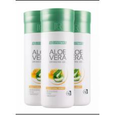 Набор питьевой гель Алоэ Вера с медом LR Health and Beauty LR Lifetakt Aloe Vera Traditional Honey, 1 упаковка, 80743
