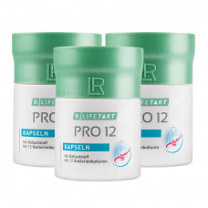 Набор Про 12 в капсулах LR Health and Beauty LR Lifetakt PRO 12, 1 упаковка, 80373