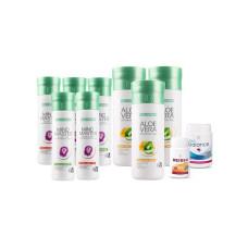 Набор Антивозрастной Велнес Мед LR Health and Beauty LR Lifetakt Anti-Age Wellness Honey, 1 упаковка, 80695