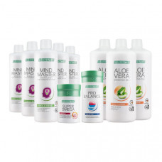 Набор Антивозрастной Велнес Персик LR Health and Beauty LR Lifetakt Anti-Age Wellness Peach, 1 упаковка, 80696