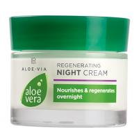 Регенерирующий ночной крем LR Health and Beauty ALOE VIA Aloe Vera, 50 мл, 20675