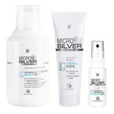 Набор для ухода за ротовой полостью LR Health and Beauty Microsilver PLUS Tooth Care Set, 1 упаковка, 25122