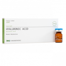 Ревитализирующая терапия INNOAESTHETICS Hyaluronic Acid 1%, 2,5 мл