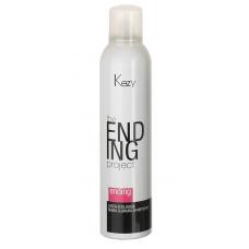Экологический лак-спрей без газа эластичной фиксации Kezy Ending Lacca Ecologica, 300 мл