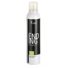 Экологичный лак без газа экстра-сильной фиксации Kezy Ending Hard Tech Lacca Ecologica Extra Forte, 300 мл