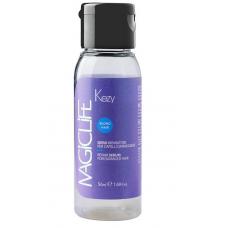 Сыворотка восстанавливающая для поврежденных, светлых, ломких волос Kezy Magic Life Blond Hair Repair Serum, 50 мл