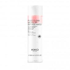 Двухфазная мицеллярная вода для лица, контура глаз и губ KIKO MILANO Pure Clean Micellar Biphase Water, 200 мл