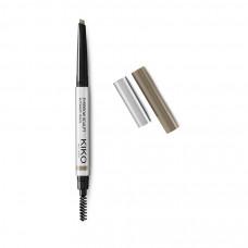 Автоматический карандаш для структурирования бровей KIKO MILANO Eyebrow Sculpt Automatic Pensil, 0,5 г
