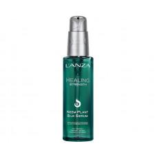 Шелковая сыворотка для волос с экстрактом Ниму LANZA Healing Strength Neem Plant Silk Serum, 100 мл