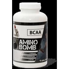 Аминокислоты LI Sports BCAA Amino Bomb, 200 шт