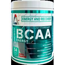 Аминокислоты с энергетической смесью LI Sports ВСАА Energy, 270 г