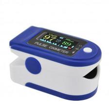 Пульсоксиметр на палец JN Finger Clip Pulse Oximeter P-01, 1 шт Blue