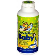 Средство для мытья и дезинфекции посуды, овощей и фруктов Пчелопродукт Propolis Plus Baby, 500 мл