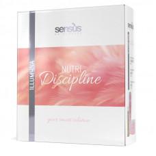 Набор Укрощение для волос SENSUS Kit Nutri Discipline Retail, 1 упаковка