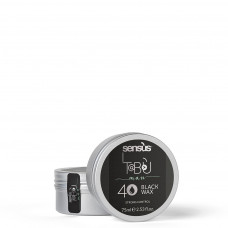 Черный воск для волос SENSUS Black Wax 4, 75 мл