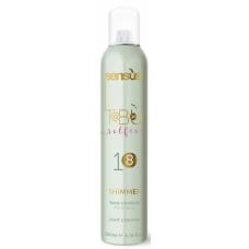 Спрей для блеска волос SENSUS Spray Lucidante Shimmer 18, 200 мл