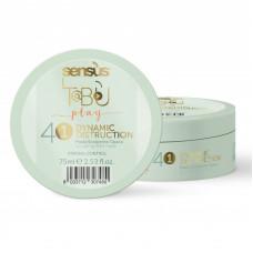 Матовая паста для волос сильной фиксации SENSUS Pasta Opaca Forte Dynamic Distruction 41, 75 мл