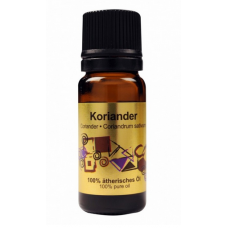 Эфирное масло 100% Кориандр STYX Naturcosmetic Pure Essential Oil Koriande, 10 мл