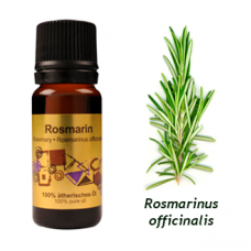 Эфирное масло 100% Розмарин STYX Naturcosmetic Pure Essential Oil Rosmarin, 10 мл