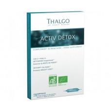 Актив Детокс для похудения THALGO Active Detox, 10х10 мл