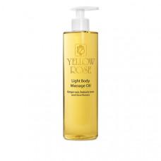 Легкое массажное масло с имбирем Yellow Rose Light massage oil ginger, 500 мл
