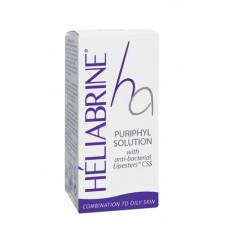Активный анти-акне препарат для локального применения HELIABRINE PURIPHYL SOLUTION for oily skin, 30 мл