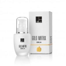 Сыворотка золотой матрикс Dr. Kadir Gold Matrix Anti Aging Serum, 30 мл