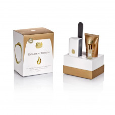 Набор для ногтей Kedma Golden Touch Nail Kit (With Gold Hand Cream), 1 упаковка