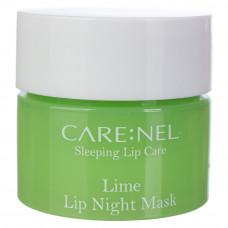 Ночная маска для губ восстанавливающая Laneige Lime Lip Night Mask, 3 г