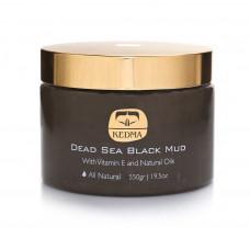 Грязи Мертвого моря Kedma Dead Sea Black Mud body wrap, 550 г