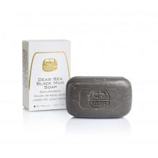 Мыло с грязью Мертвого моря Kedma Dead Sea Black Mud Soap, 125 г
